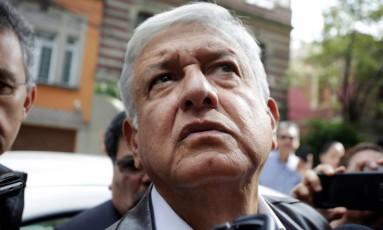 Presidente do México, Andres Manuel Lopez Obrador Foto: DANIEL BECERRIL / Daniel Becerril/Reuters