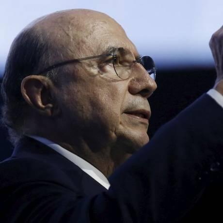 O ex- ministro Meirelles: pré-candidatura encontra resistências Foto: ADRIANO MACHADO / REUTERS