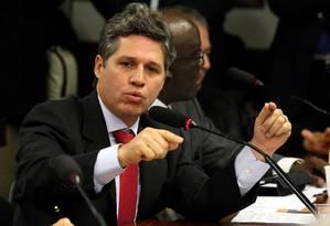 O deputado federal Paulo Teixeira, em 2011 Foto: Ailton de Freitas / Agência O Globo