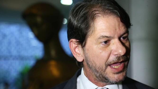 Cid Gomes, ex-prefeito de Sobral, ex-governador do Ceará e ex-ministro da Educação Foto: Ailton de Freitas / Agência O Globo