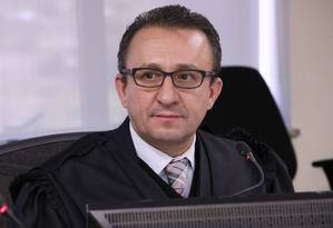 O desembargador do Tribunal Regional Federal da 4ª Região (TRF-4), Rogério Favreto Foto: Divulgação/ TRF-4