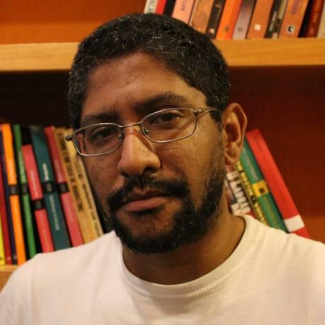 Jeferson Tenório, autor de
