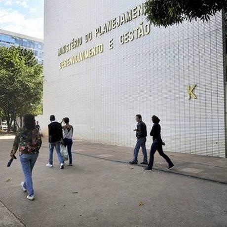O Ministério do Planejamento tem carta branca para deslocar servidores e empregados de órgãos federais Foto: Gleice Mere / Ministério do Planejamento