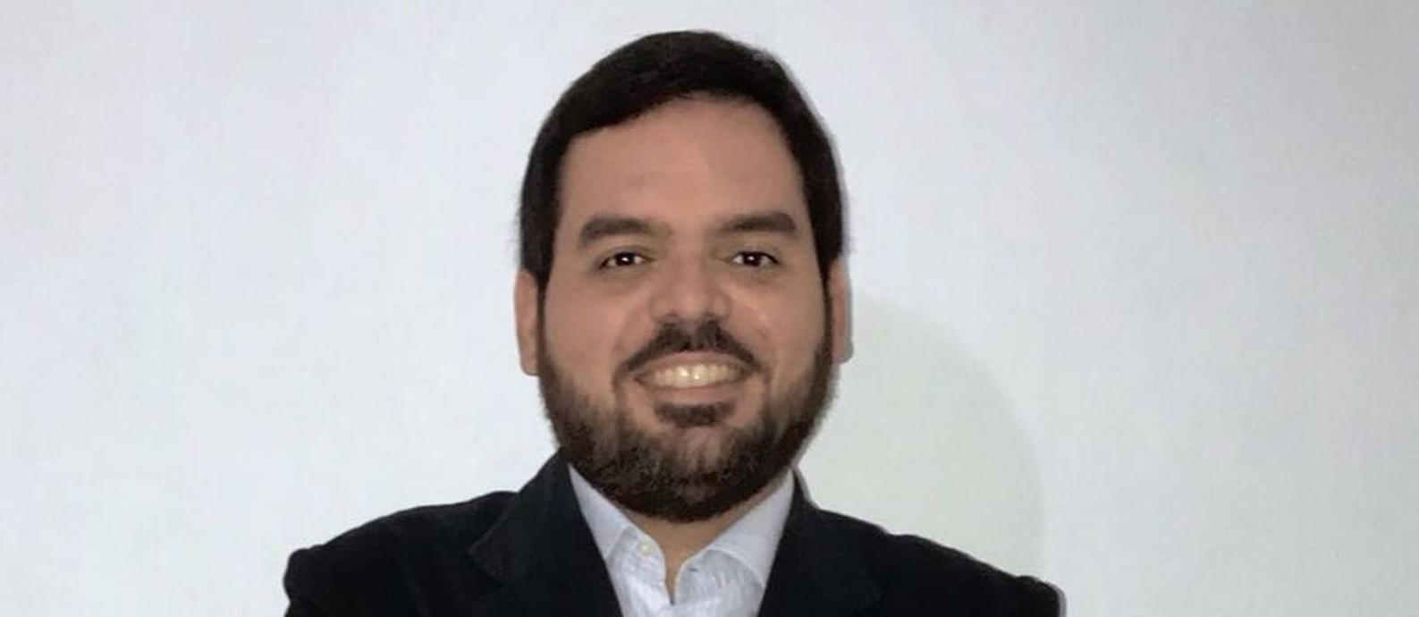 Frederico Maia Mascarenhas é o novo secretário de Audiovisual do MinC Foto: Divulgação