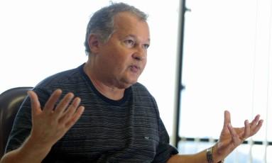 Secretário foi demitido por Crivella Foto: Roberto Moreyra / Agência O Globo