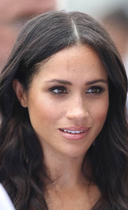 A beleza de Meghan Markle Foto: Chris Jackson / Getty Images