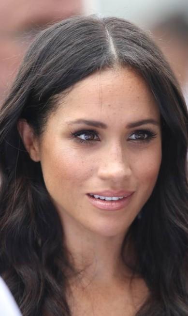 A beleza de Meghan Markle Chris Jackson / Getty Images