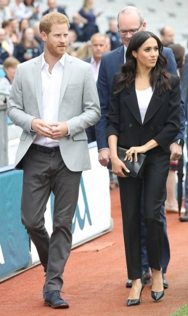 Mais do casal real Chris Jackson / Getty Images