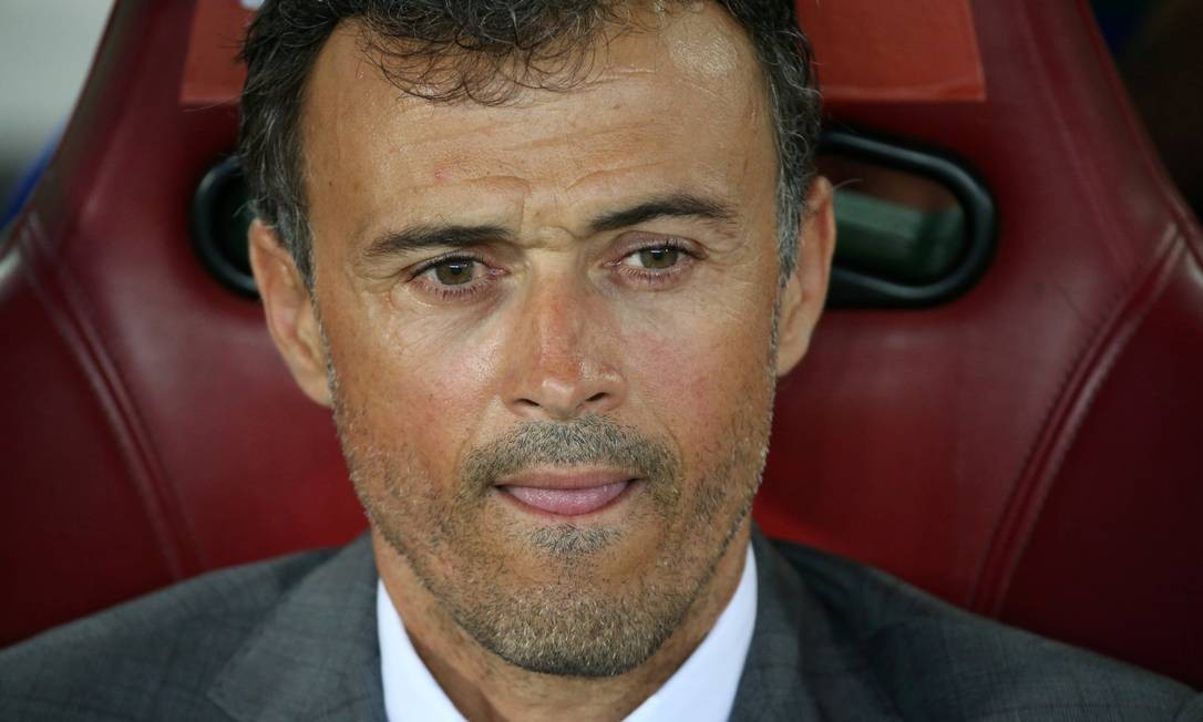 Alegando problemas pessoais, Luis Enrique deixa a seleção espanhola