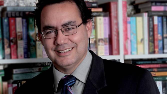 Augusto Cury: autor terá dois romances publicados no mercado global Foto: Divulgação / Agência O Globo