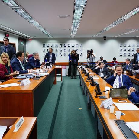 Sessão do Conselho de Ética discute cassação de João Rodrigues Foto: Will Shutter/Câmara dos Deputados