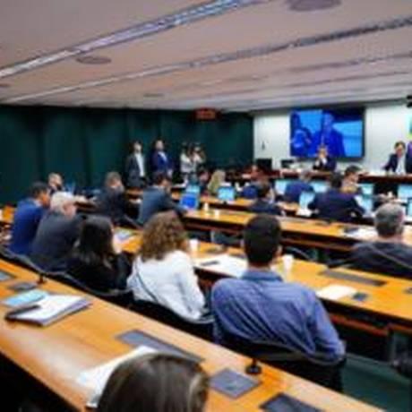 Reunião do Conselho de Ética da Câmara Foto: Will Shutter / Divulgação/ Câmara dos Deputados
