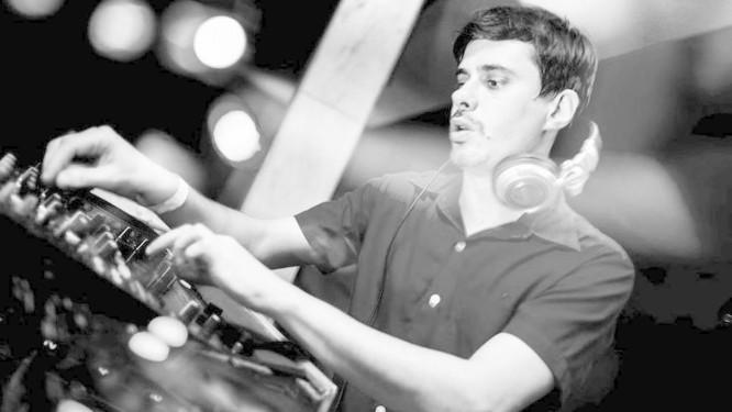 DJ Tito Figueiredo Foto: Raul Aragao / Divulgação/Raul Aragão