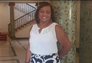 O prefeito sobre Márcia Rosa Nunes: