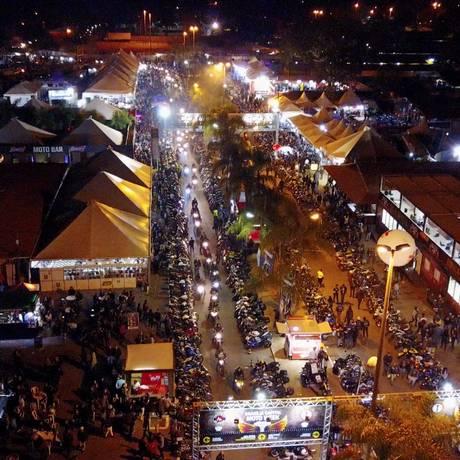 O encontro em Brasília é o maior da América Latina e o terceiro maior do mundo Foto: Divulgação