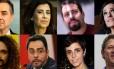 Luís Roberto Barroso, Fernanda Torres, Guilherme Boulos, Zelia Duncan, Geovani Martins, Marcelo Bretas, Lilian Pacce e Fernando Haddad