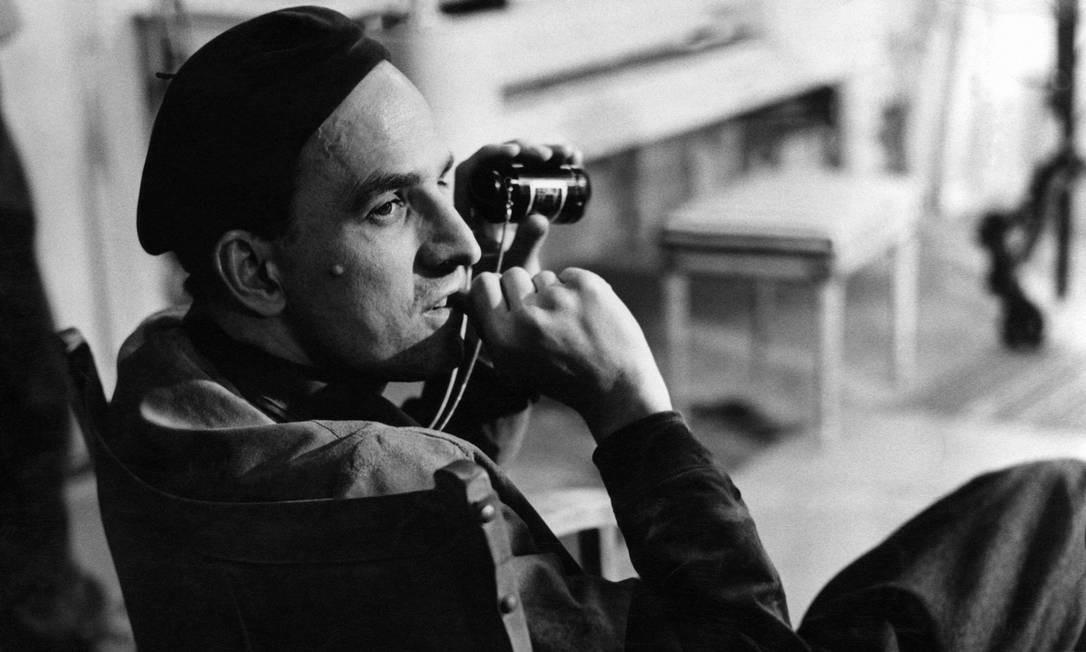 O diretor sueco Ingmar Bergman Foto: BONNIERS HYLEN / AFP/SCANPIX SWEDEN