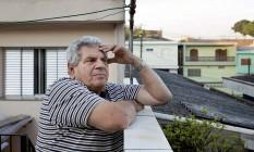 Vavá, irmão do ex-presidente Lula. Em tratamento contra um câncer, ele está proibido pelo médico de ir a Curitiba Foto: Lalo de Almeida / FolhaPress