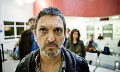Em 'O homem cordial', Paulo Miklos interpreta líder de banda punk envolvido na morte de um policial Foto: Divulgação/ Marcello Vitorino