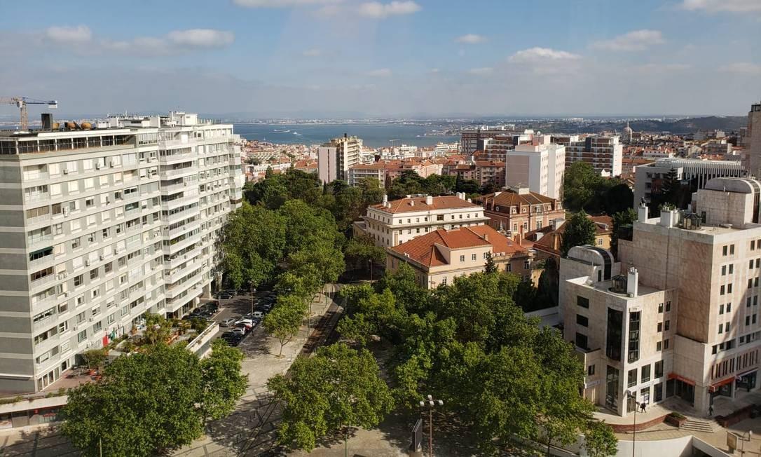 Lisboa: a queridinha dos brasileiros Foto: Bruno Rosa