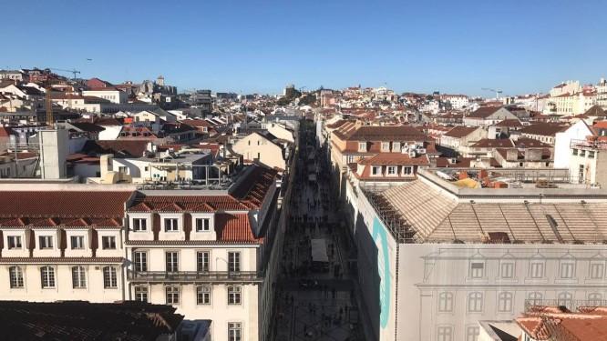 Portugal passa por uma supervalorização nos preços dos imóveis devido à alta procura Foto: Sany Dallarosa
