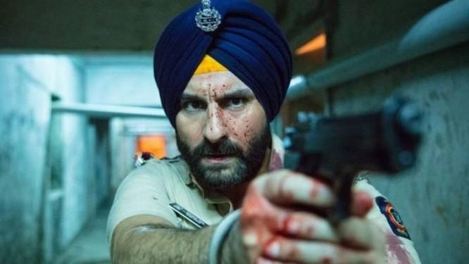 Jogos Sagrados: série é aposta da Netflix na Índia Foto: Divulgação