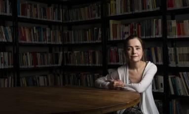 A antropóloga Débora Diniz, do Instituto Anis Foto: Diego Bresani / Agência O Globo