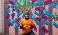 """Carla Rincón: """"Gosto de ouvir a comunidade, ver o que faz falta e criar projetos que supram essa carência"""" Foto: Mauro Ventura / Agência O Globo"""