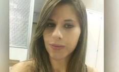 Janaína Romão Lúcio, de 30 anos, morto à facadas pelo ex-marido, no Distrito Federal Foto: Foto / Arquivo Pessoal
