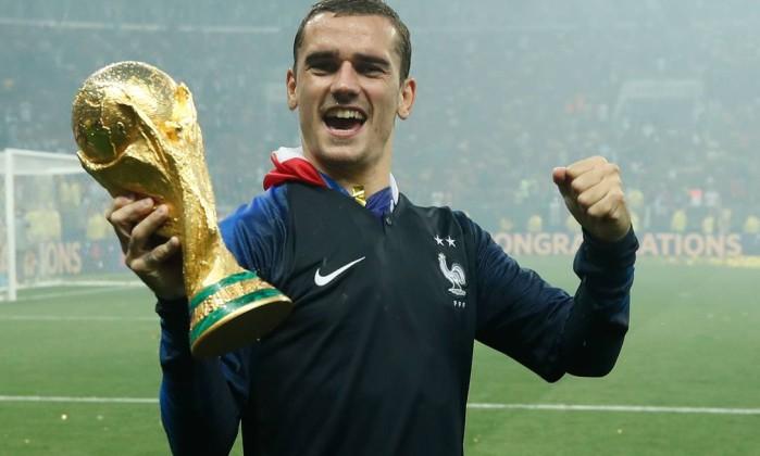 A variedade de origens é uma das belezas da seleção francesa. Isso faz bem  ao futebol! 5e5cc33a2de23