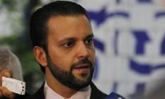 Alexandre Baldy, ministro das Cidades Foto: Givaldo Barbosa | Agência O Globo