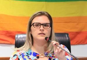 A vereadora Marília Arraes Foto: Reprodução / Facebook