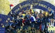 França bicampeã mundial Foto: Reprodução