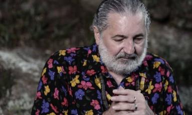 Moacyr Luz lança 'Natureza e fé' Foto: Leo Aversa / Divulgação