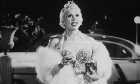 """Cinema. Dercy na comédia musical """"A grande vedete"""", de Watson Macedo Foto: 1958 / Divulgação"""