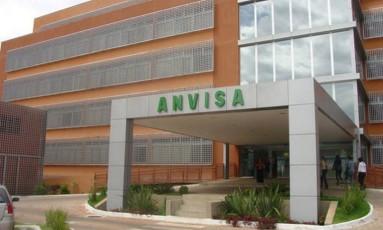 Fachada da sede da Anvisa. Foto: Foto: Divulgação / Anvisa