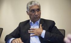 Paulo Vieira de Souza foi diretor da Dersa, estatal responsável por obras viárias, entre 2007 e 2010 Foto: Marcelo Saraiva / Agência O Globo