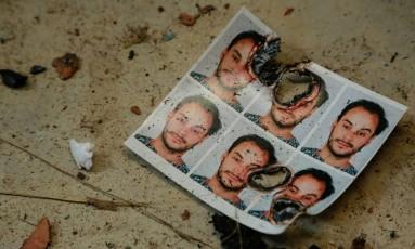 Artista francês Cédric Vacherie, morto em Barra Grande, Paraty Foto: Brenno Carvalho / Agência O Globo