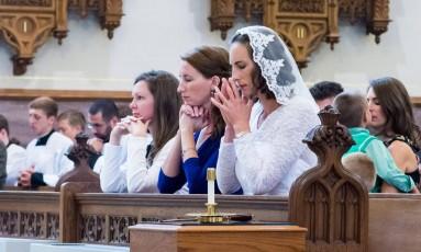 Jessica Hayes se consagrou na Ordem das Virgens em 2015 Foto: Diocese of Fort Worth