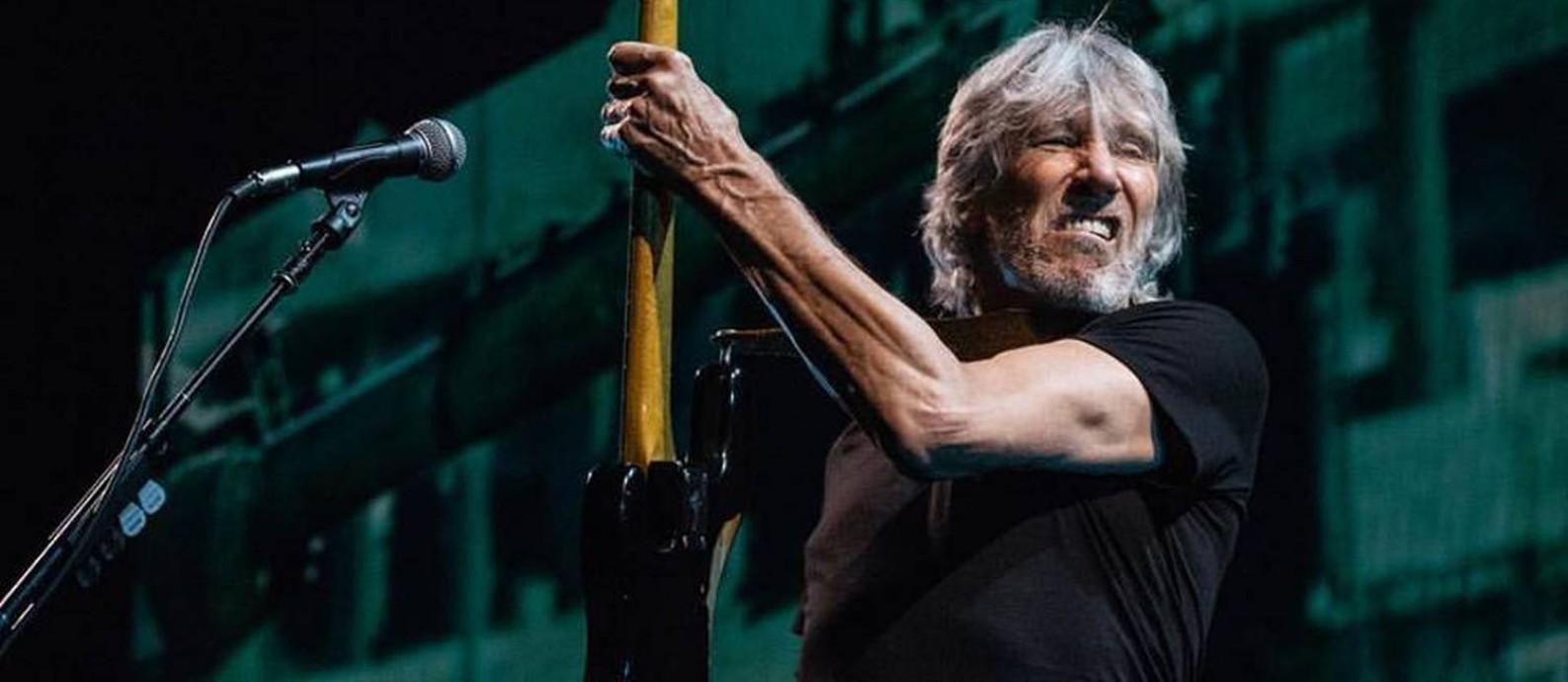 Roger Waters Foto: Arquivo