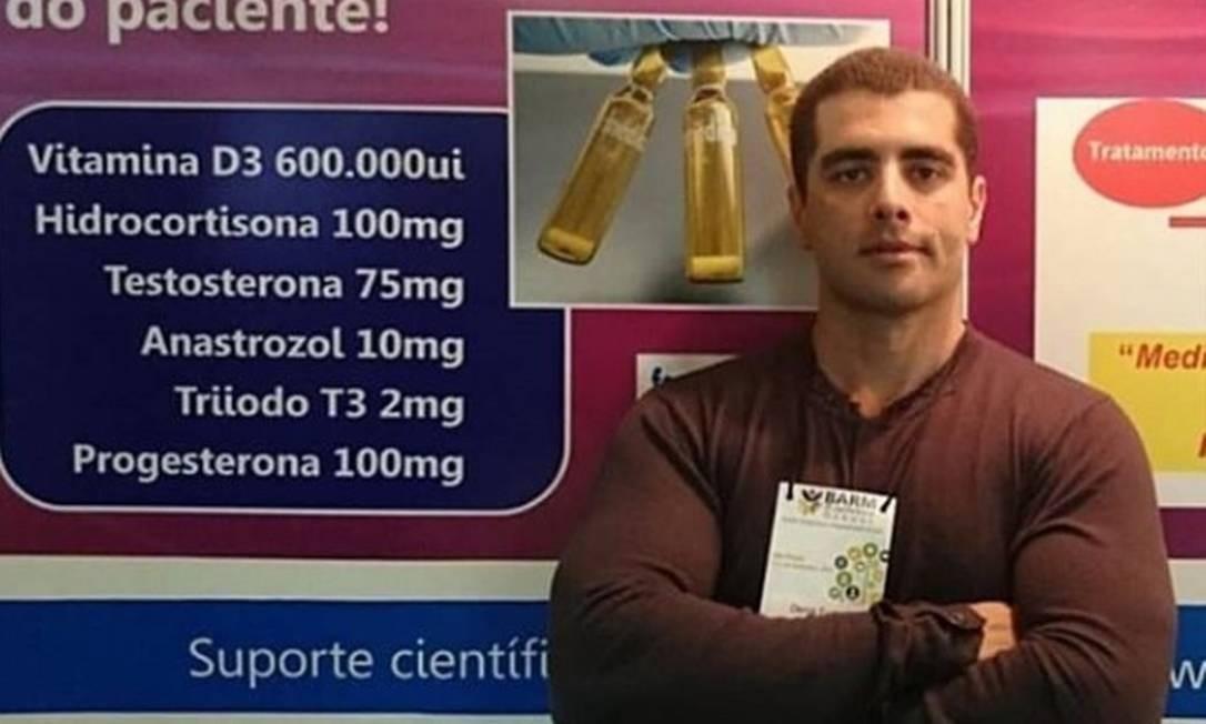 Denis Furtado, o dr. Bumbum Foto: Reprodução Instagram