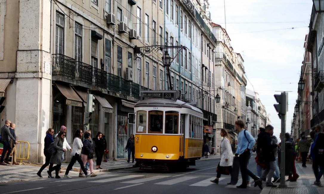 Centro de Lisboa, capital de Portugal Foto: / Rafael Marchante/Reuters
