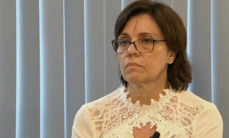 Cláudia Lunardi, a subsecretária responsável pelo controle do Sisreg no Rio Foto: Reprodução / TV Globo