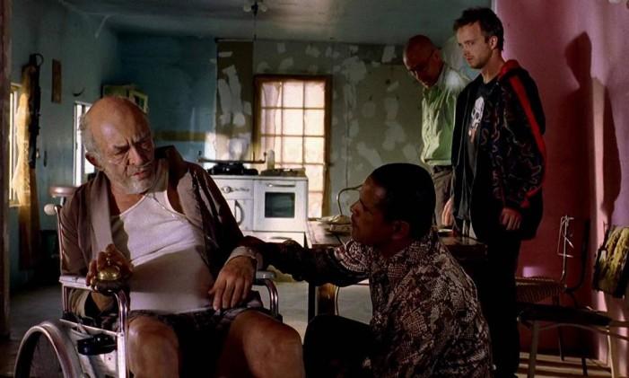 "Hector Salamanca em ""Breaking Bad"" Foto: Reprodução"