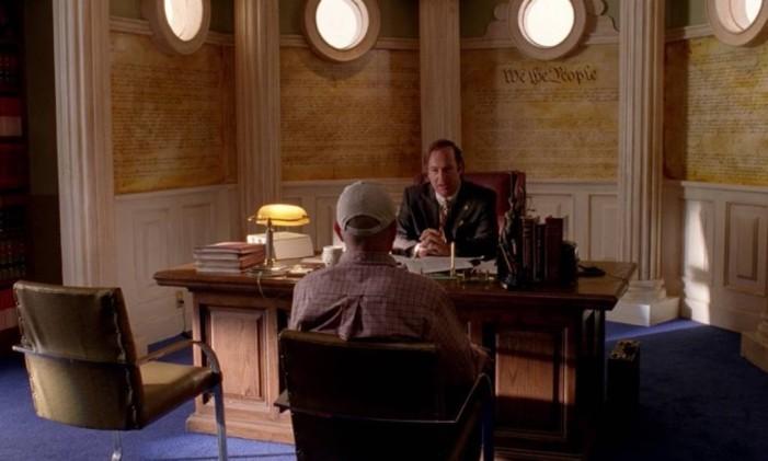 O episódio Better Call Saul Foto: Reprodução