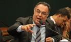André Vargas participa de sessão do Conselho de Ética da Câmara Foto: Aílton de Freitas/Agência O Globo/05-08-2014