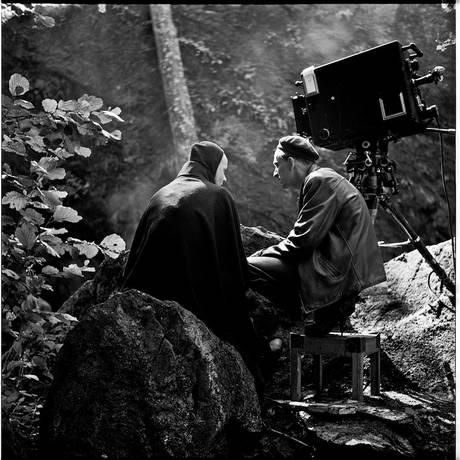 Cena do filme 'Bergman — 100 anos' Foto: Divulgação