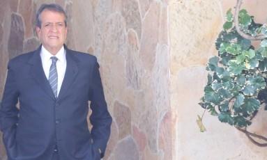 O ex-deputado Valdemar Costa Neto, após reunião com representantes do 'blocão' Foto: Ailton de Freitas/Agência O Globo/11-07-2018