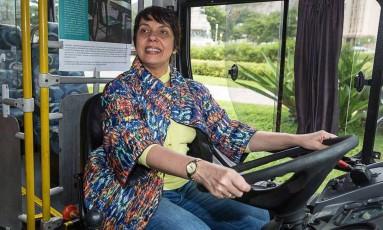 Virginia Salerno: à frente da CET-Rio e da pasta de Transportes Foto: Reprodução / Agência O Globo