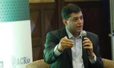 O pré-candidato do PSD ao governo do Rio, Indio da Costa 13/03/2017 Foto: Antonio Scorza / Agência O Globo